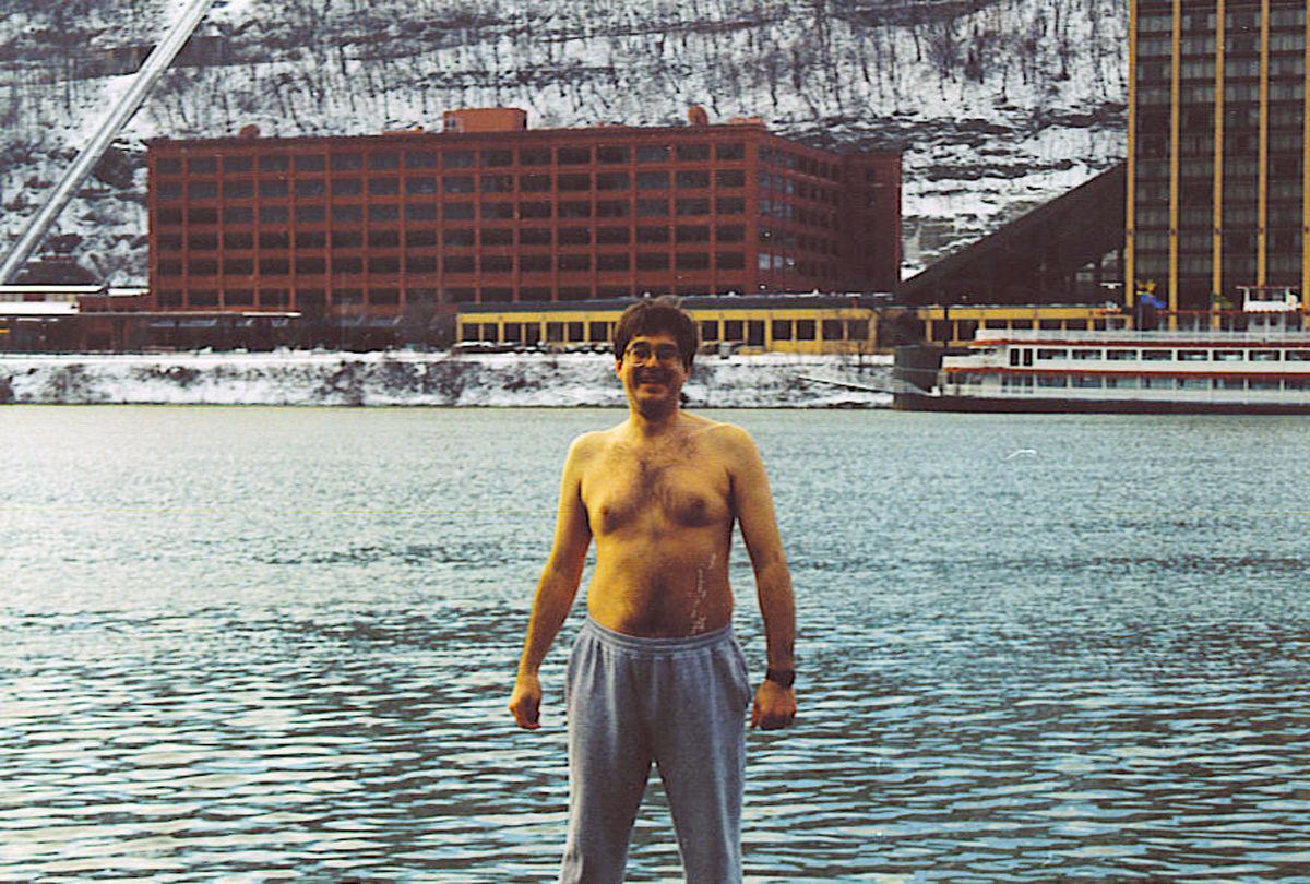 Polar Harry 1998