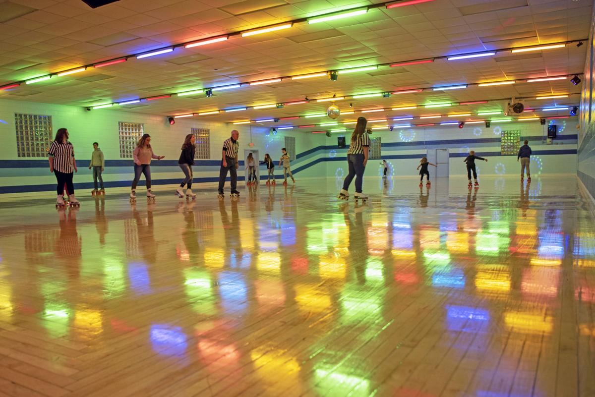 Mon View Roller Rink