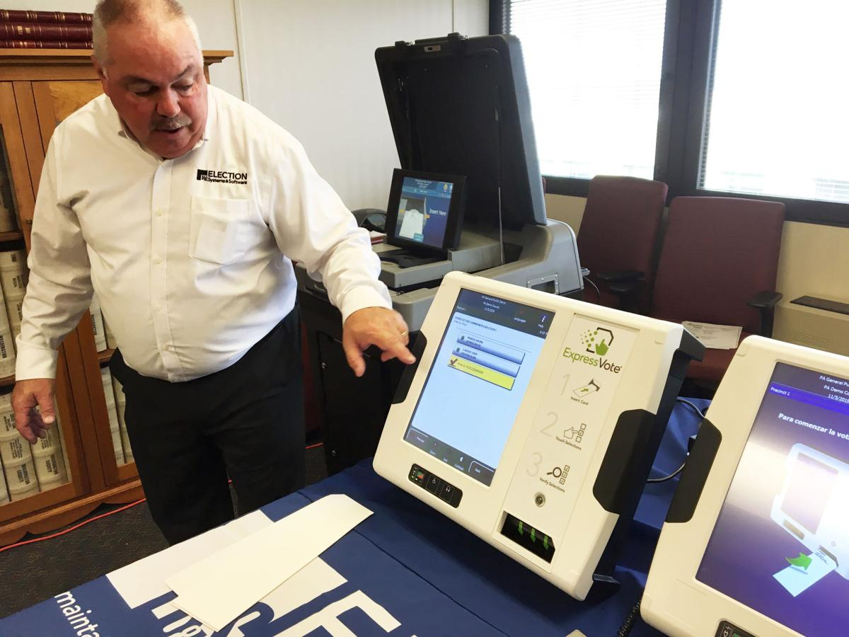 Voting machines 3