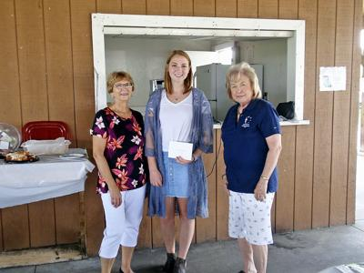 Garden club scholarship