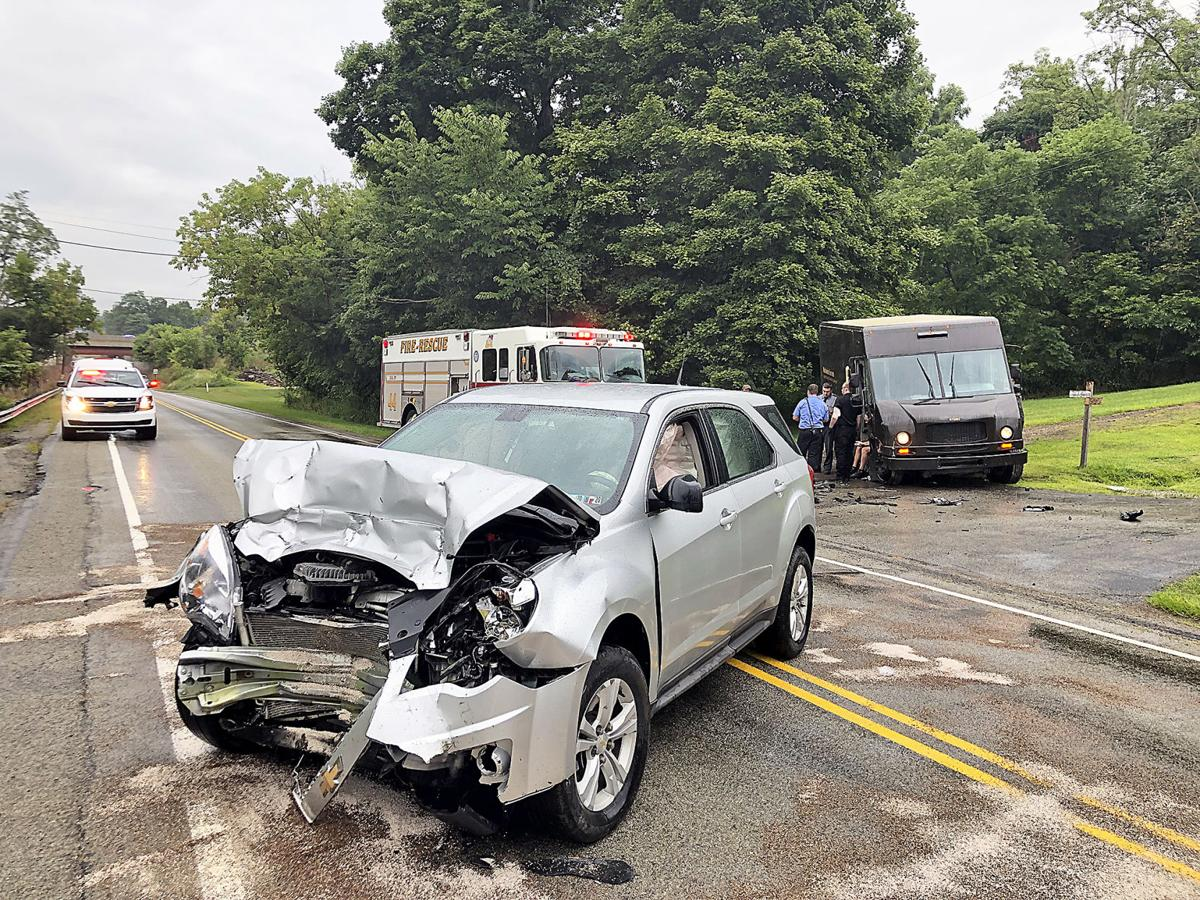 Three hospitalized after Amwell crash | Local News