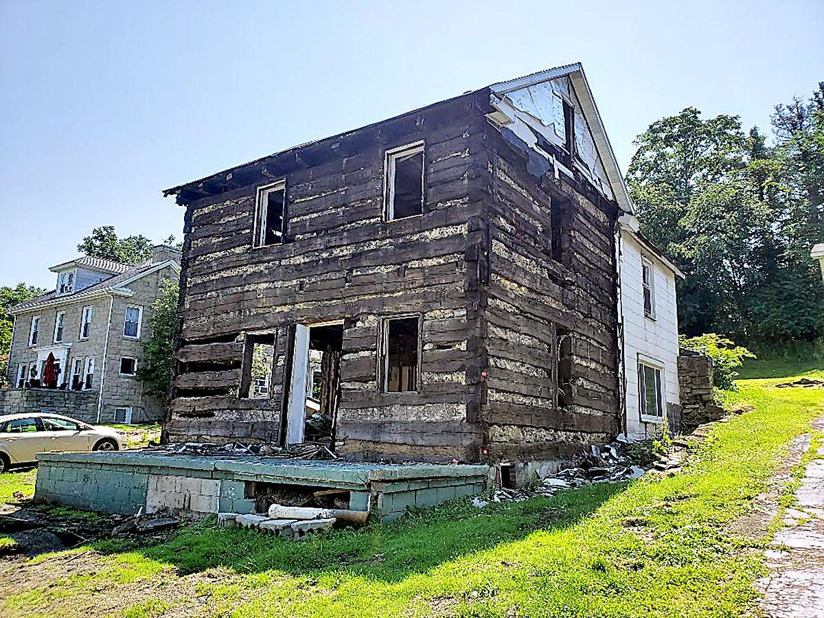 Log house two