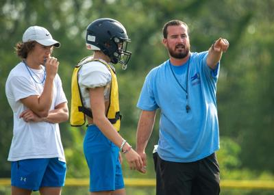Burgettstown coach