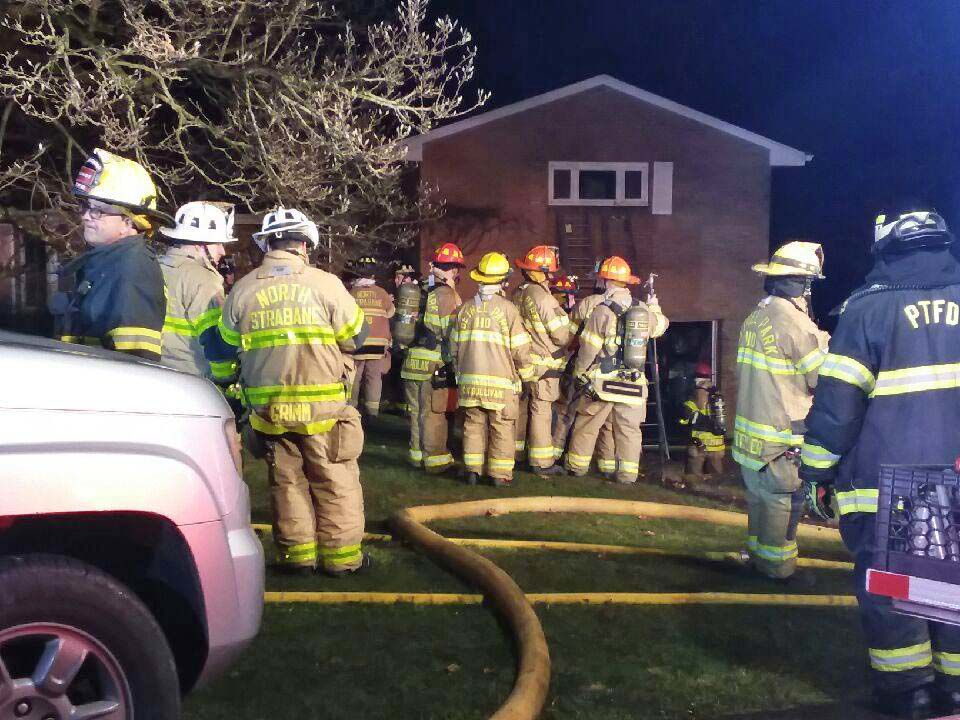 Peters Township fire