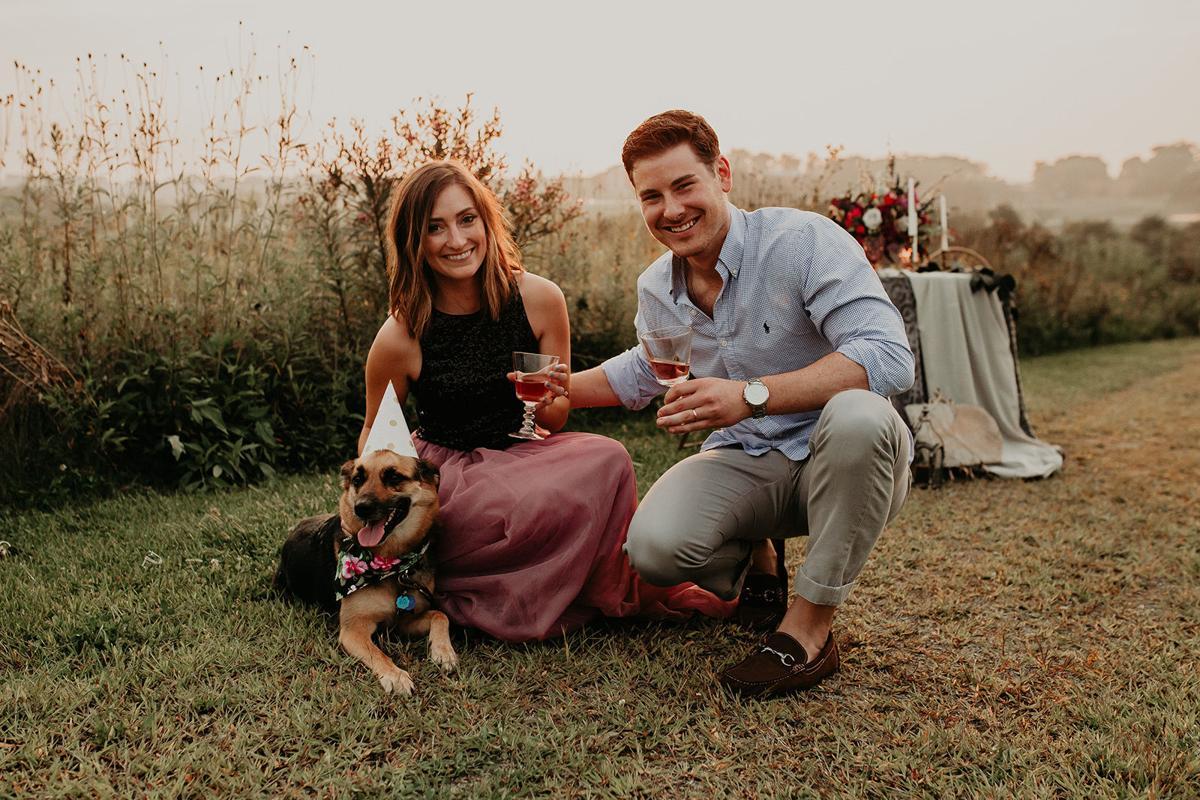Sara & Chris