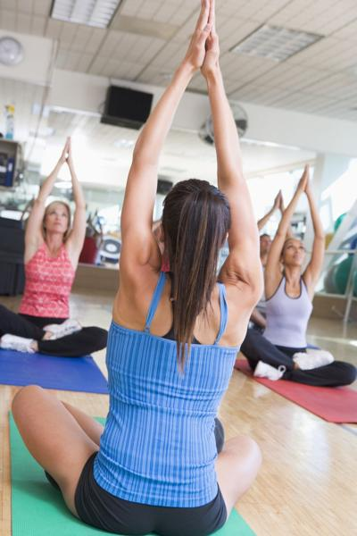 Exercise classes start this month