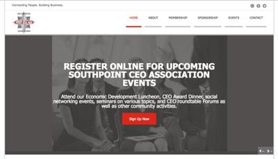 New officers, activities and website for Southpointe CEO Association