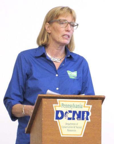 DCNR Secretary Cindy Adams Dunn