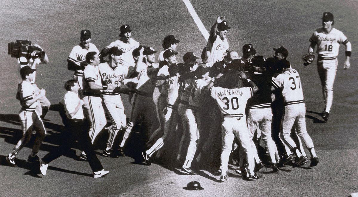 1990 Pittsburgh Pirates