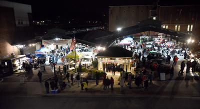 Holiday market three