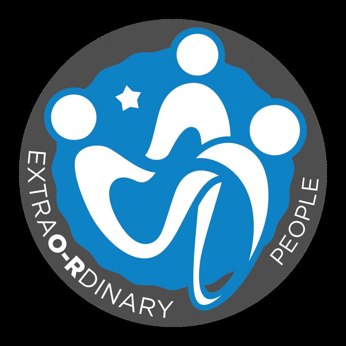 ExtraORdinary People Logo