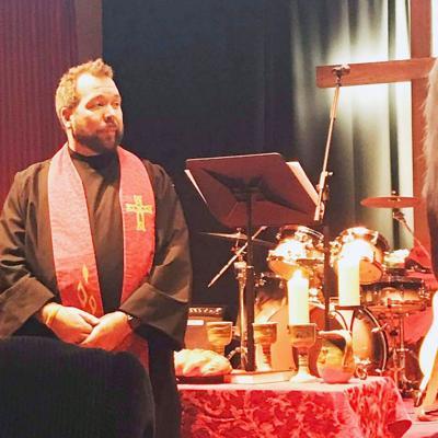 Rev. Jason Freyer