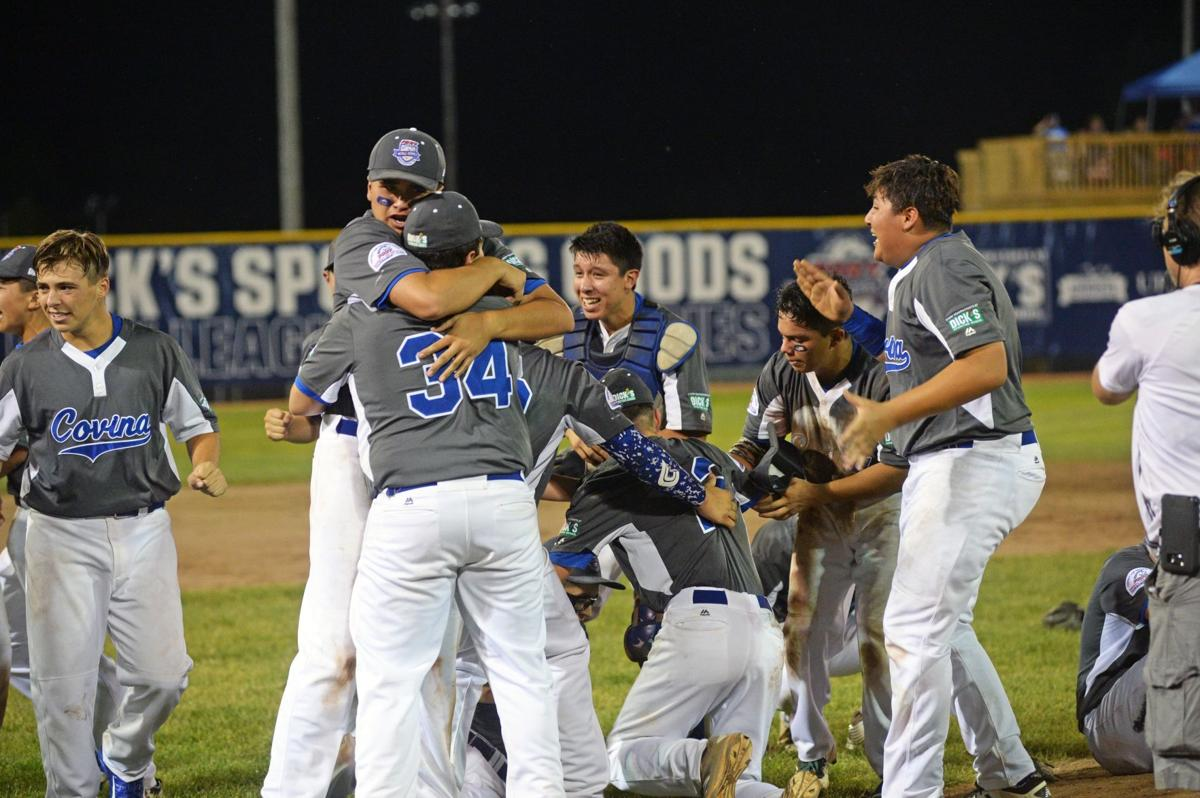 Covina rallies for Pony League title
