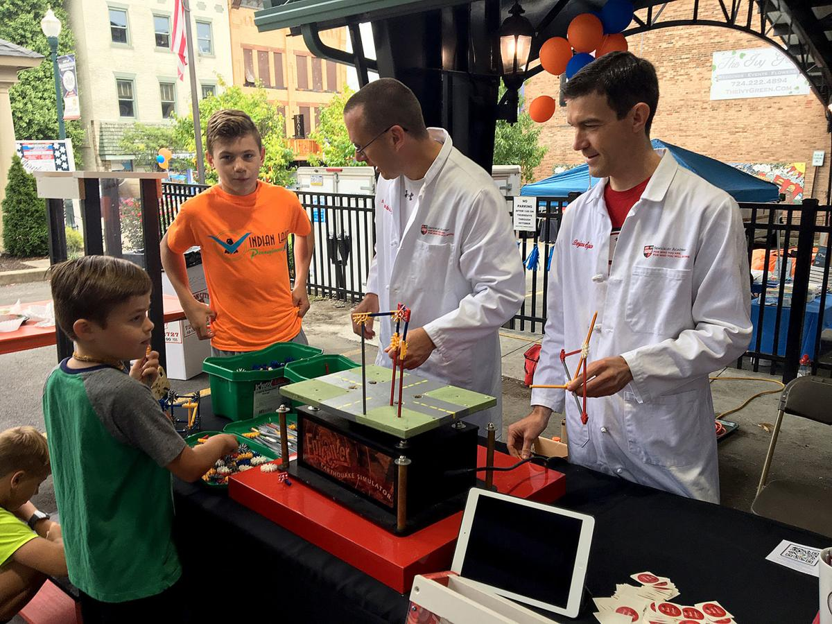 STEM Fest adds a dash of fun to learning