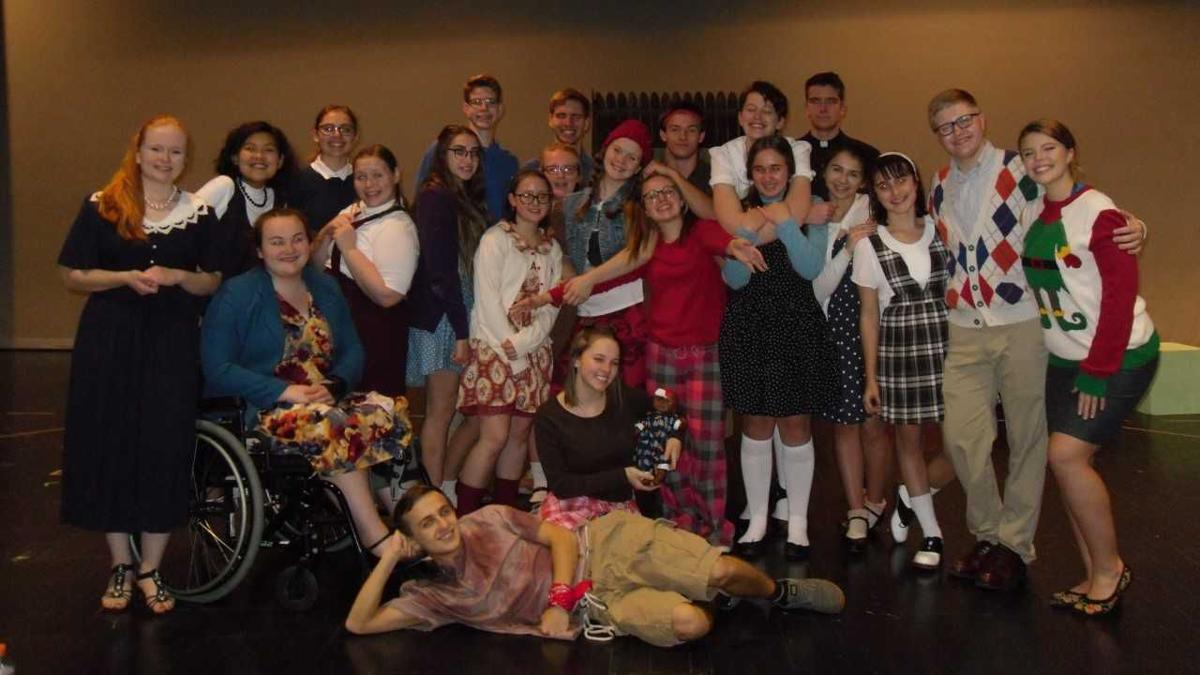 wchs christmas play - Best Christmas Pageant Ever Play