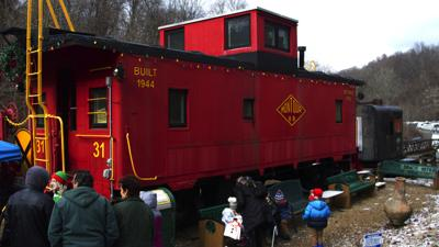 Santa's Train Off the Trail scheduled in Peters Township