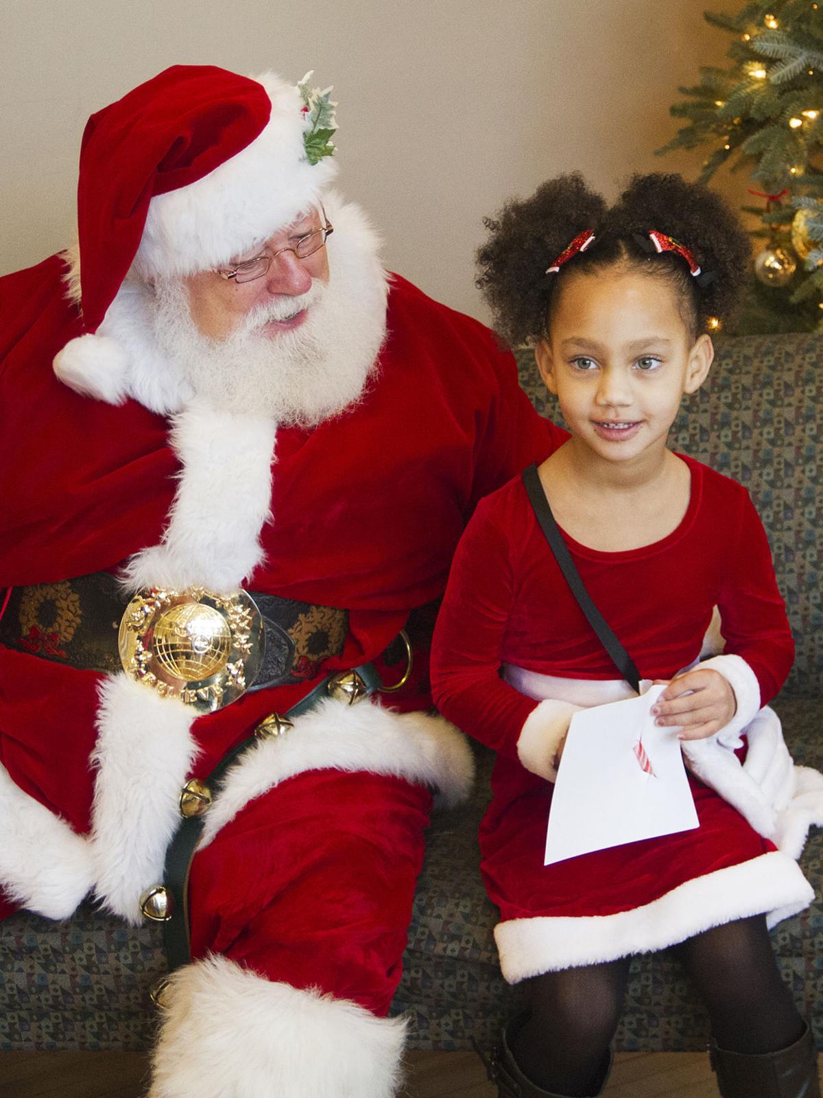 Santa and Tayler