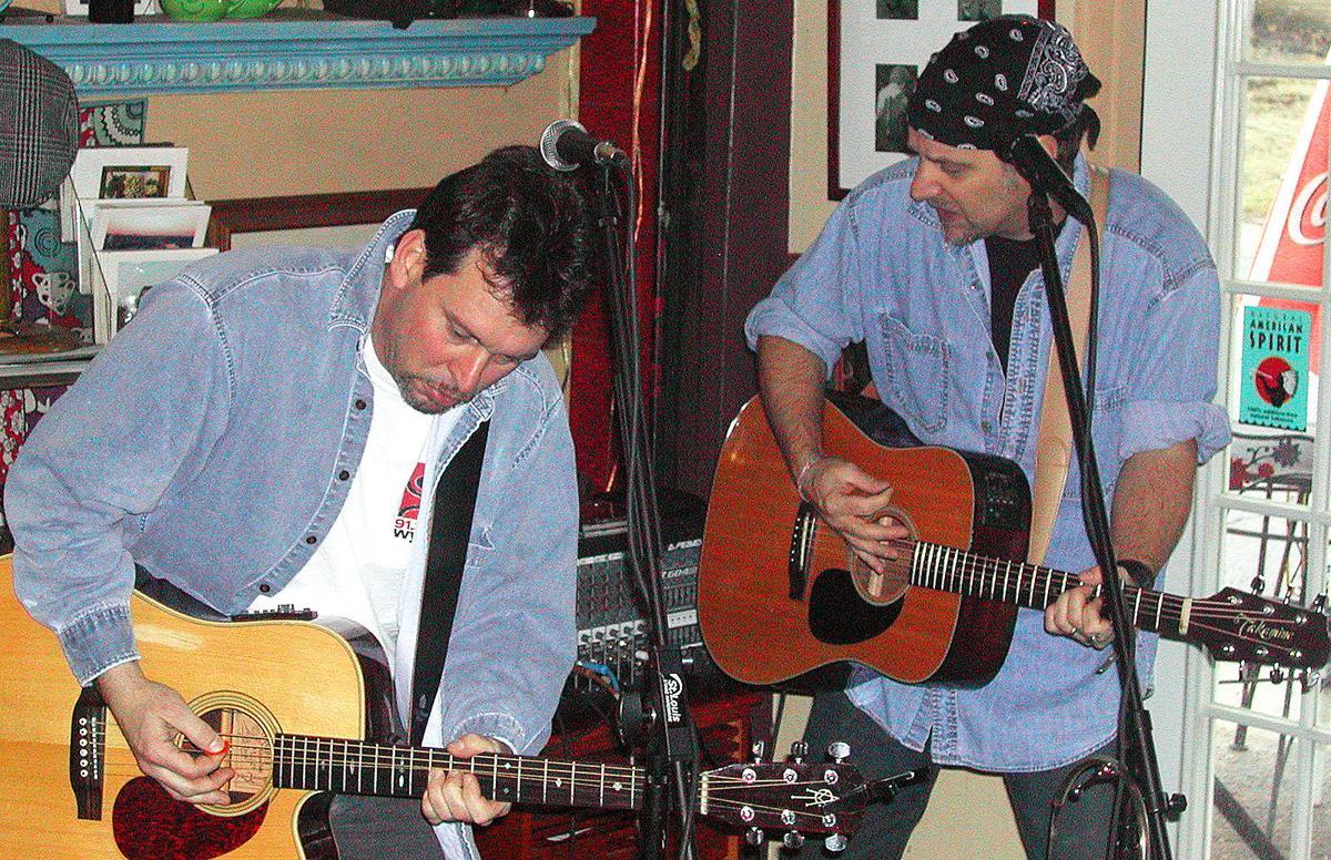 Tom Breiding and Bill Toms 2005