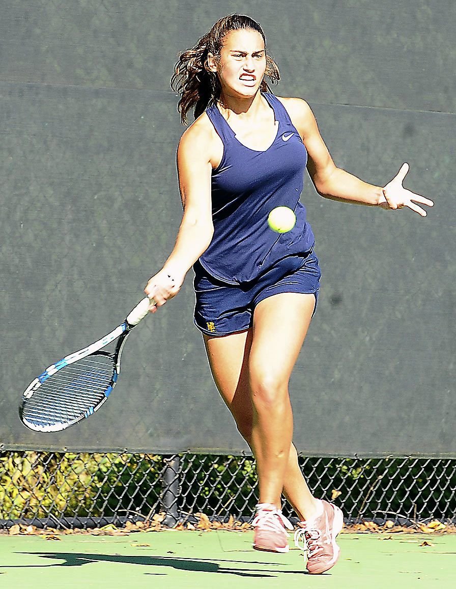 Mt. Lebanon runner-up to North Allegheny in tennis