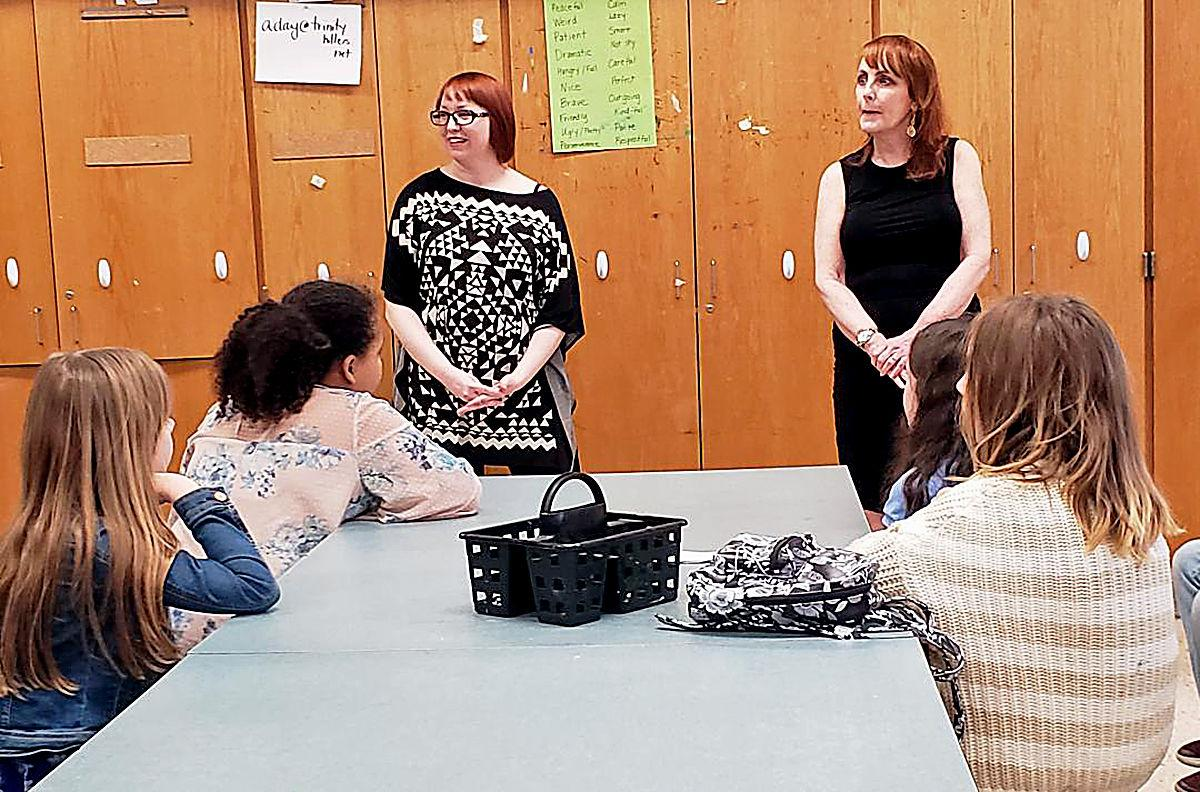 Art therapy breaks down barriers at Trinity North | Local