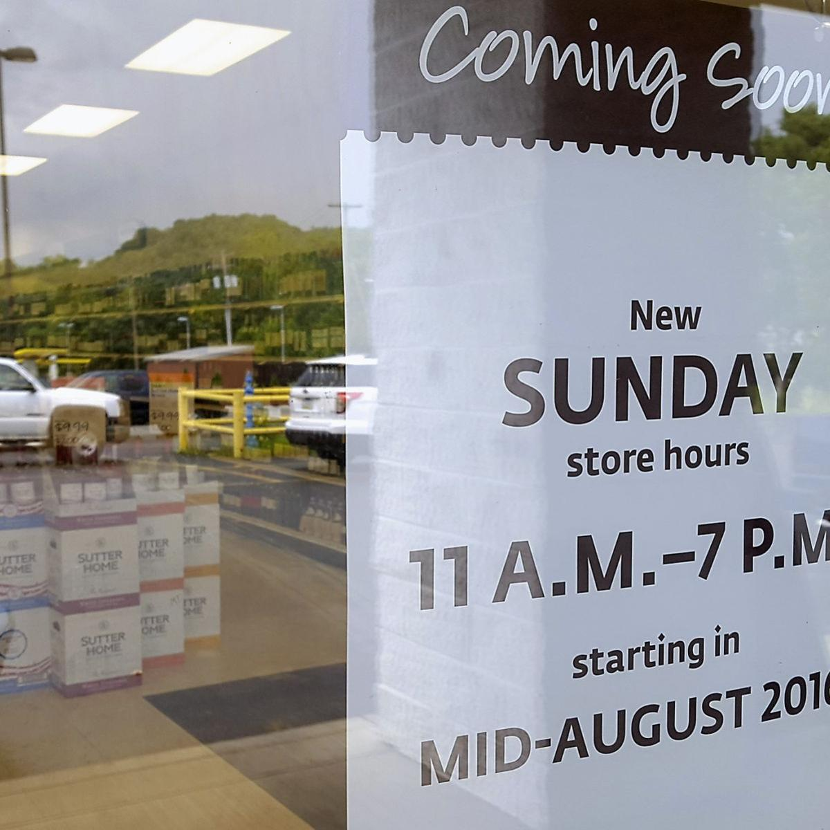 State Liquor Stores In Waynesburg Belle Vernon Now Open On