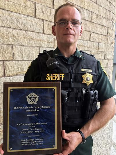 Greene County Sheriff's Deputy honored | Community