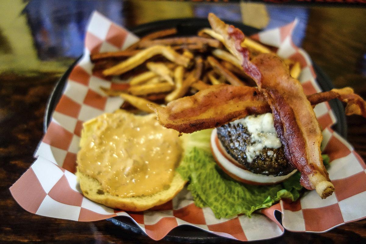 Bubba's Burgher