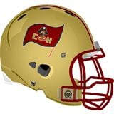 Chartiers-Houston helmet