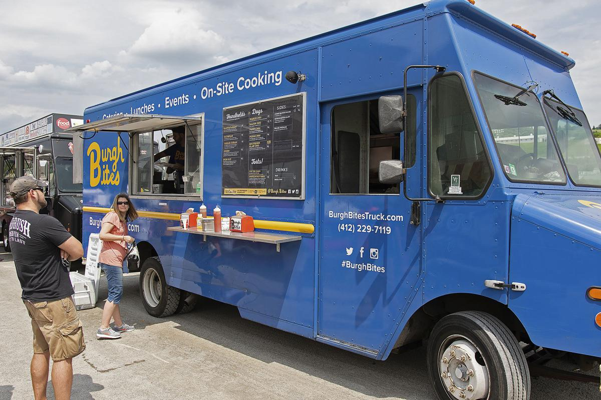 Burgh Bites Food Truck