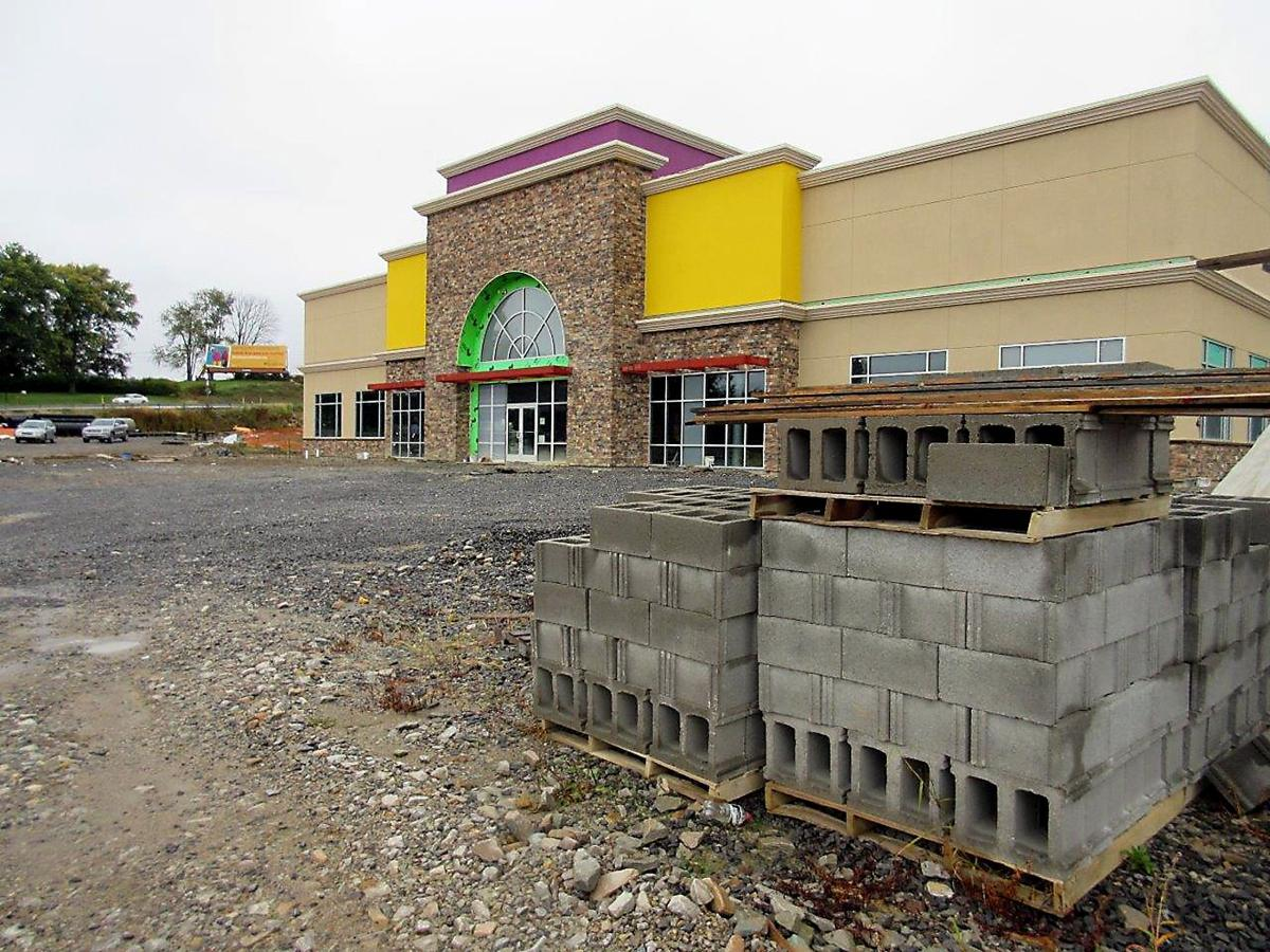 A planet in limbo Planet Fitness project stalled over permit issues