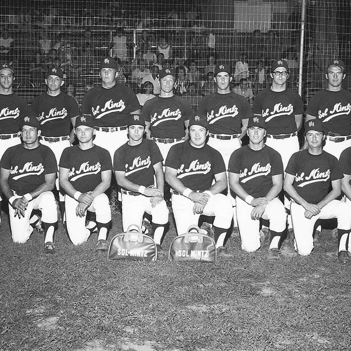 Area produced world-class softball players, teams | Bill