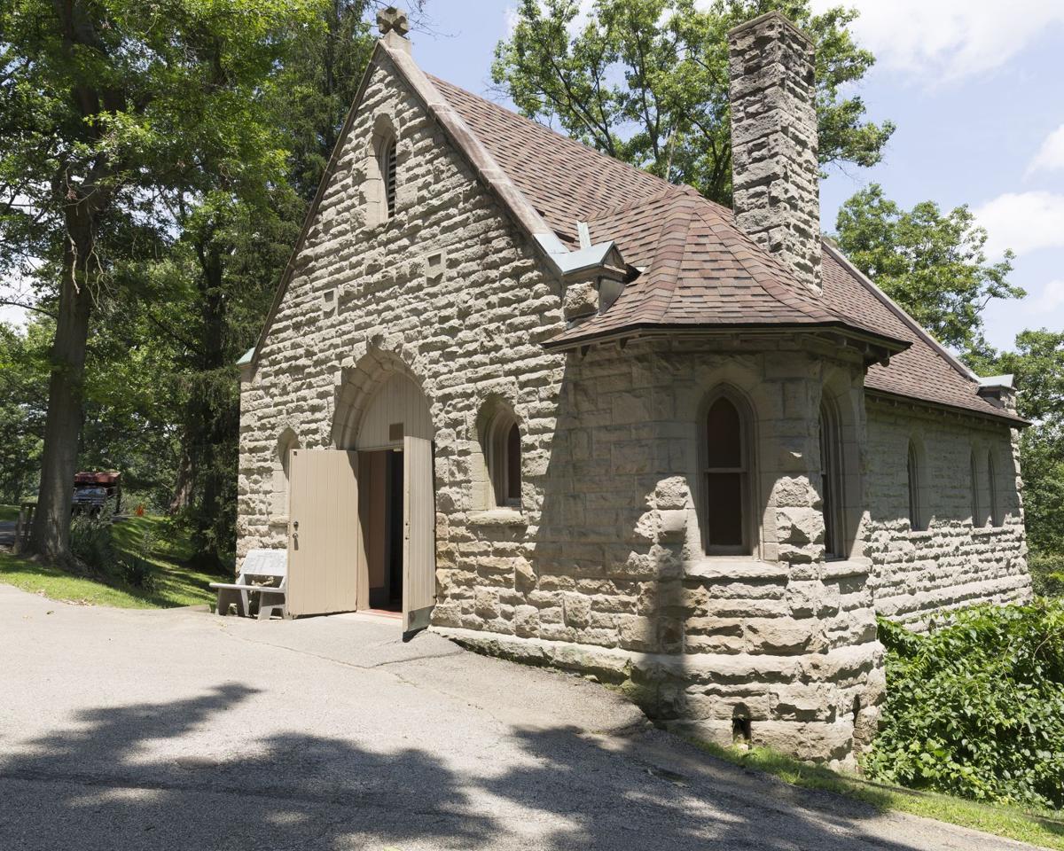 Chapel at historic Monongahela Cemetery to get facelift