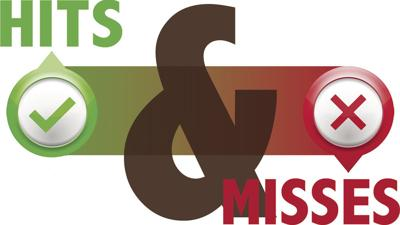 Hit and Misses logo