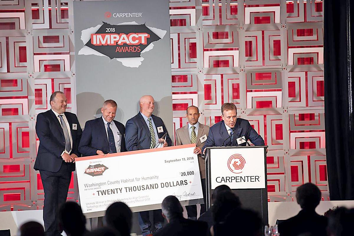 Impact Awards photo