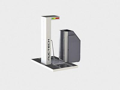 Jail body scanner