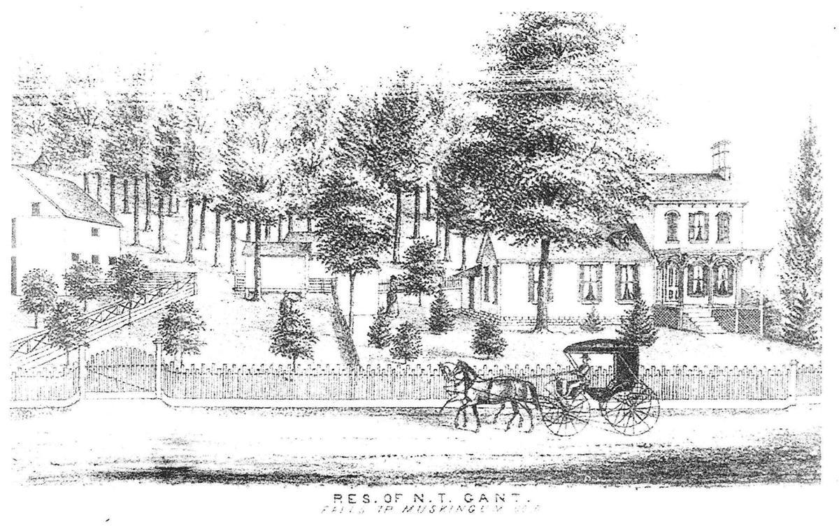 Nelson T. Gant home