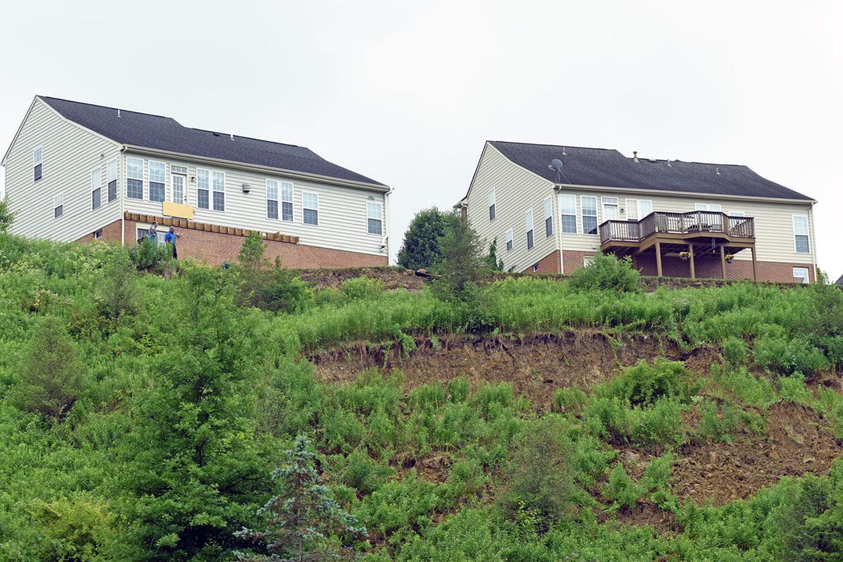 North Strabane Landslide