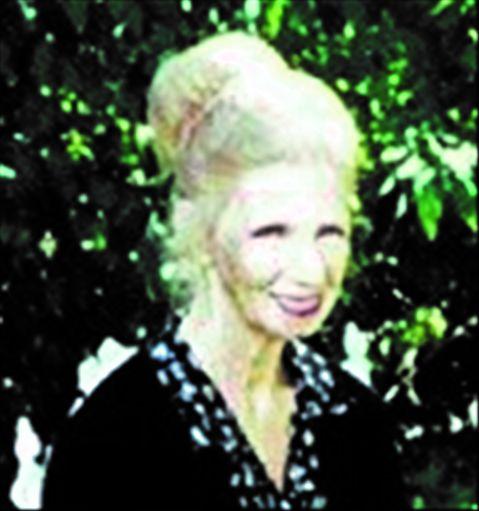 Lois Roberta Scott Scudder
