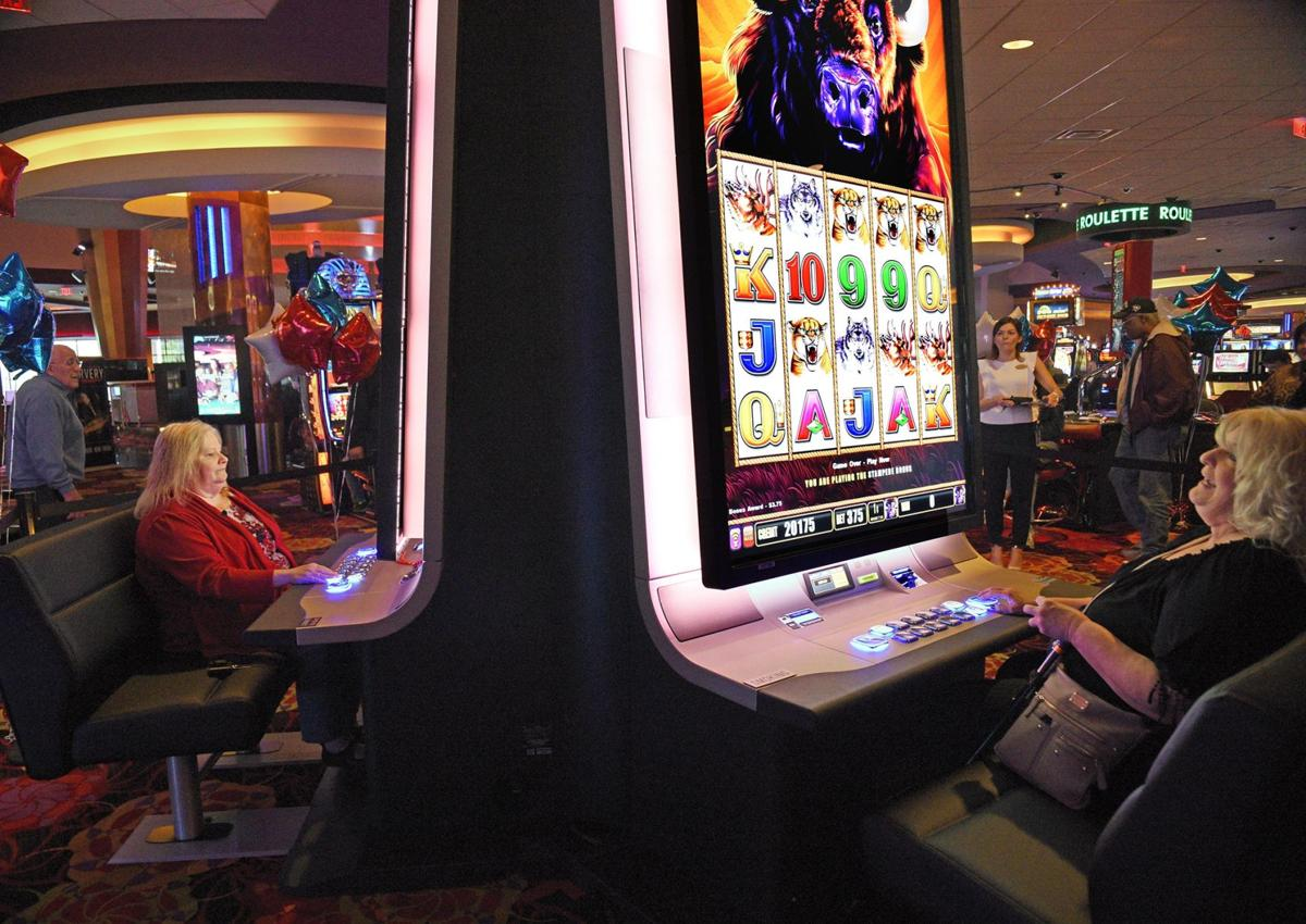 Casino Games - Online Casino Slots