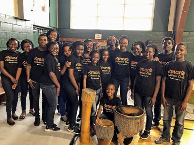 Uganda choir one