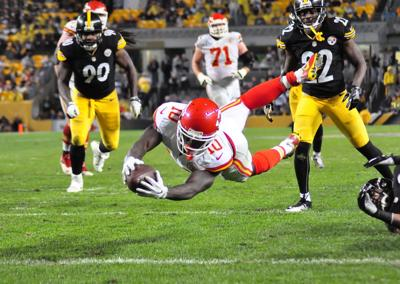 Limiting impact of Hill a must for Steelers