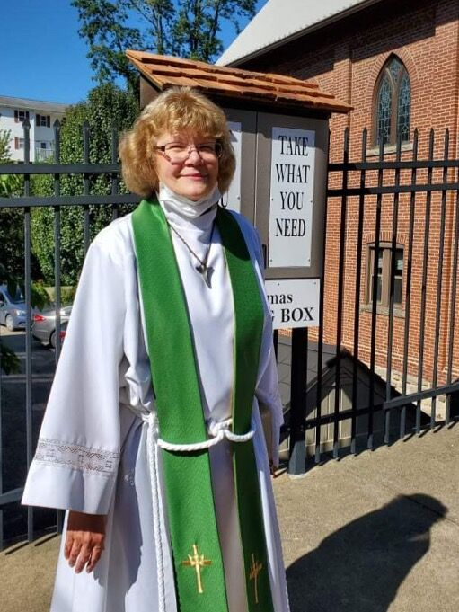 Canon Cathy Brall