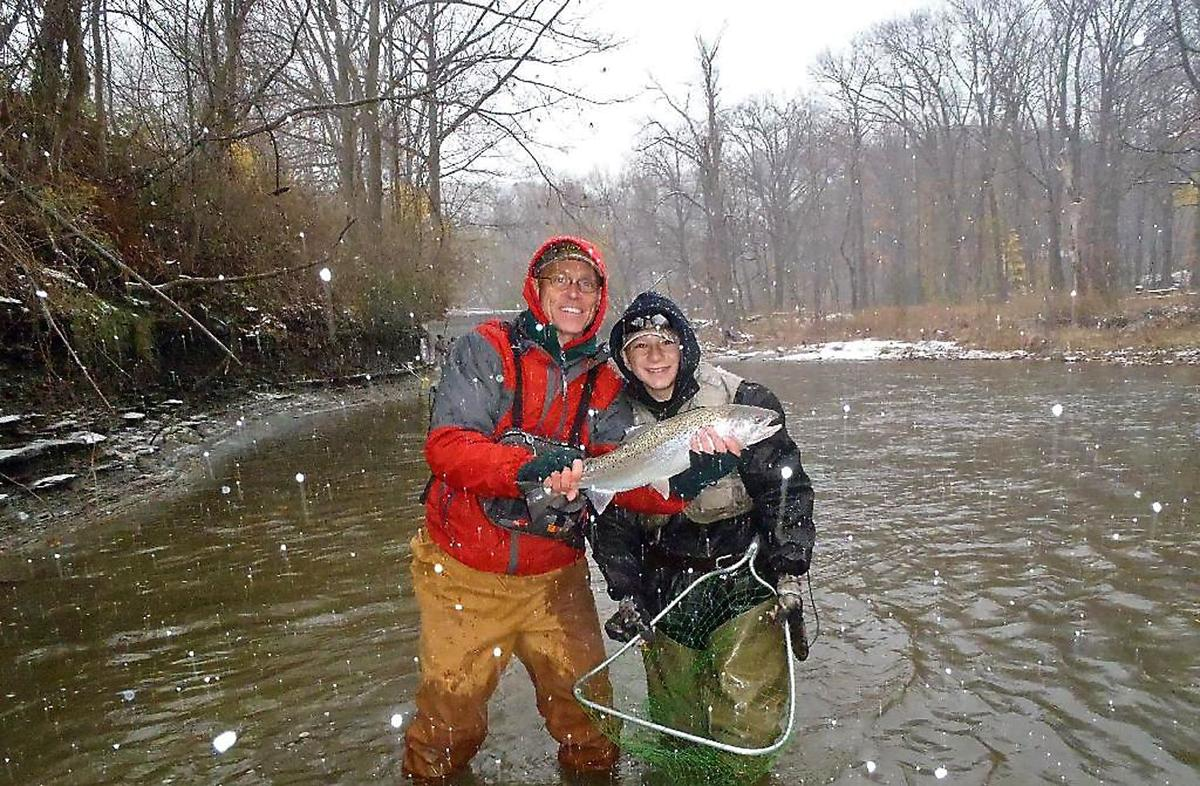 Teach a kid to fish ... and change a life