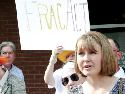 Judge opens record in Hallowich-Range gas drilling case