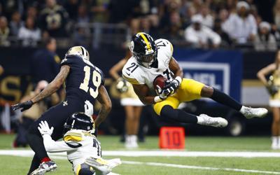 Sean Davis Steelers