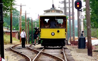 Trolley museum to celebrate 50th anniversary