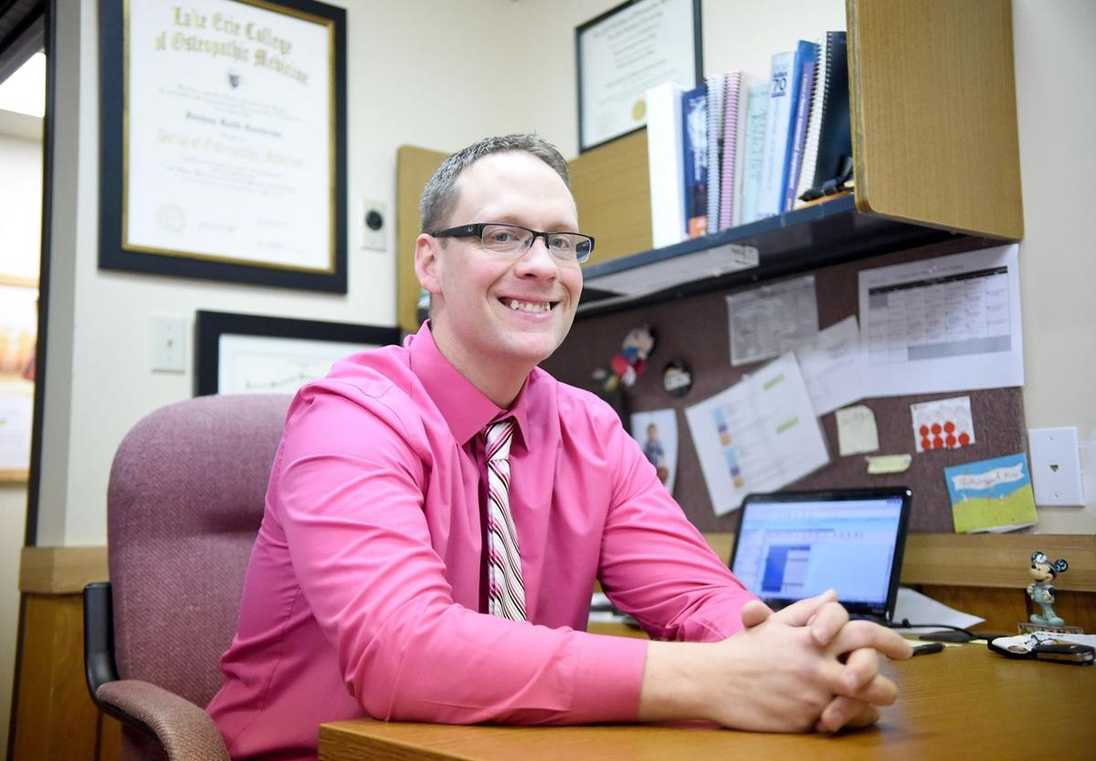 Local doctor finding benefits in Wim Hof cold exposure   Total