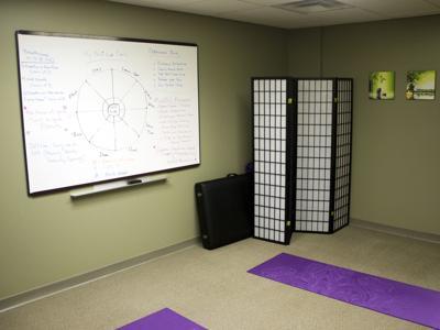 Wellness area