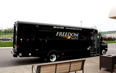 Freedom Transit bus