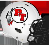 Peters Township helmet
